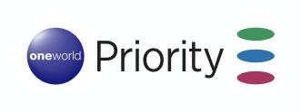 Logotipo de oneworld Priority